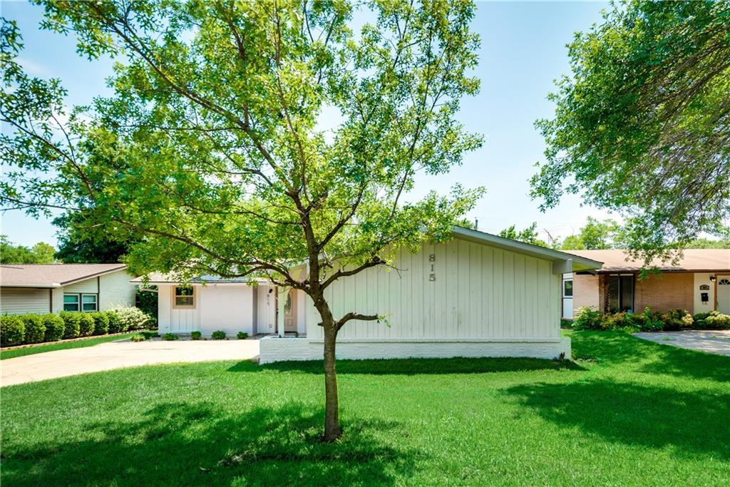 815 Melrose Drive, Richardson, TX 75080