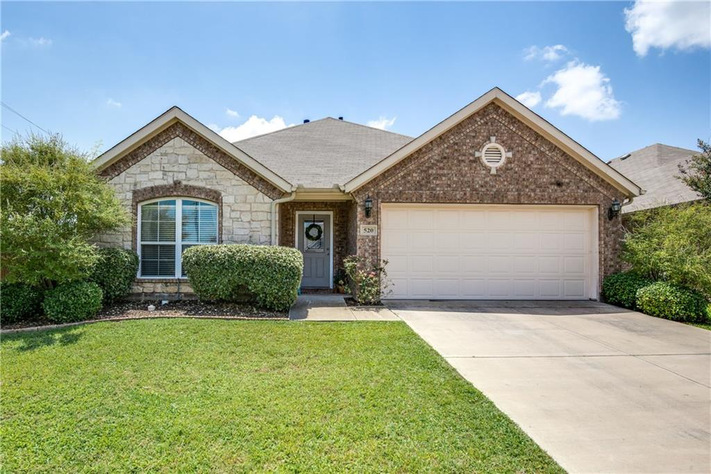 520 Maverick Drive, Lake Dallas, TX 75065