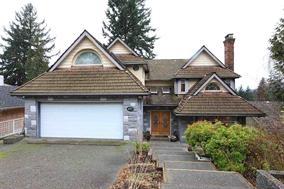 207 MONTROYAL BOULEVARD, North Vancouver, BC V7N 4J5
