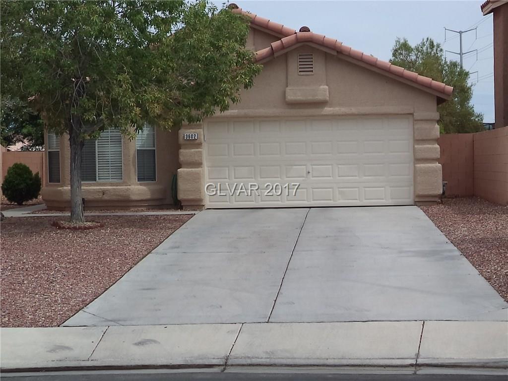 3602 ALLIANCE Street, Las Vegas, NV 89129