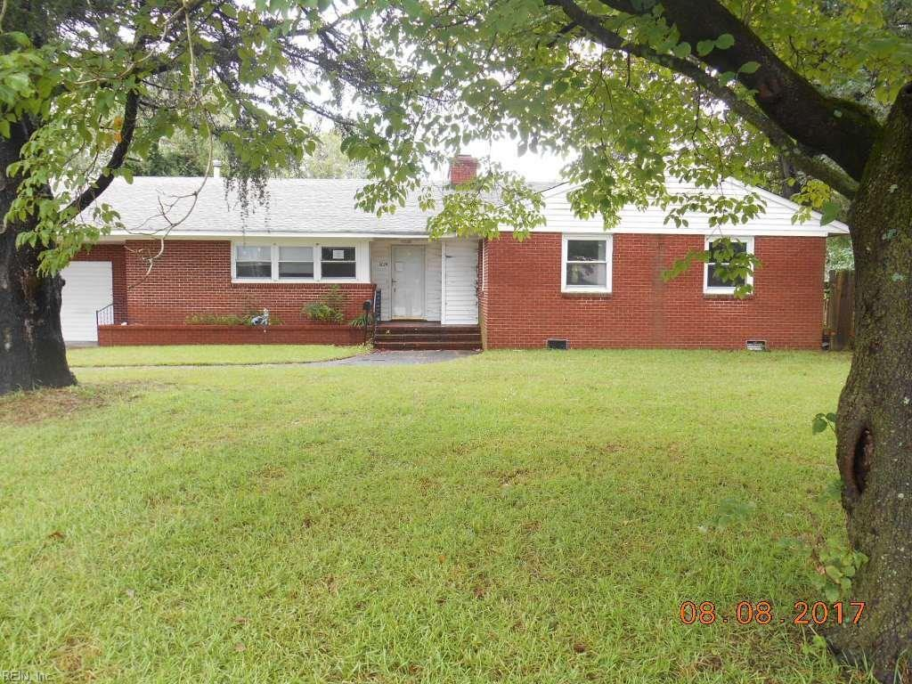 6024 CHESTNUT AVE, Newport News, VA 23605