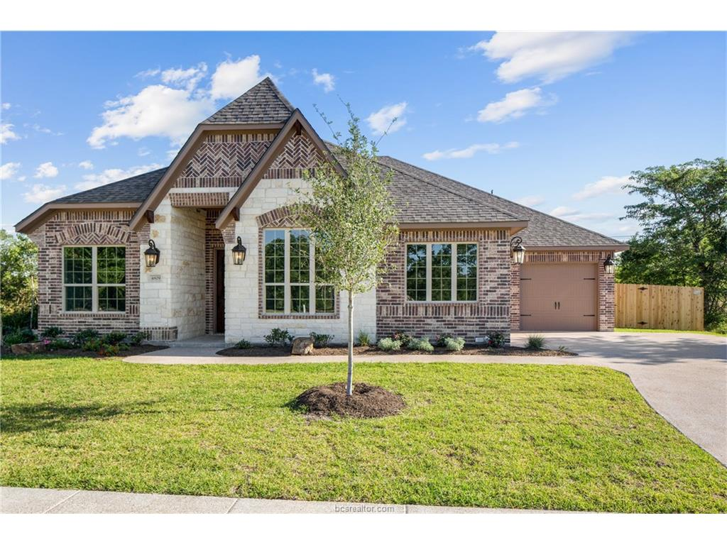 4809 Crooked Branch, College Station, TX 77845