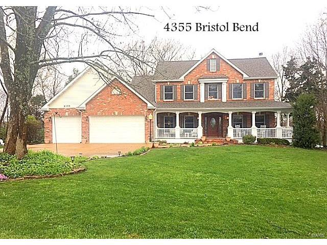 4355 Bristol Bend, High Ridge, MO 63049