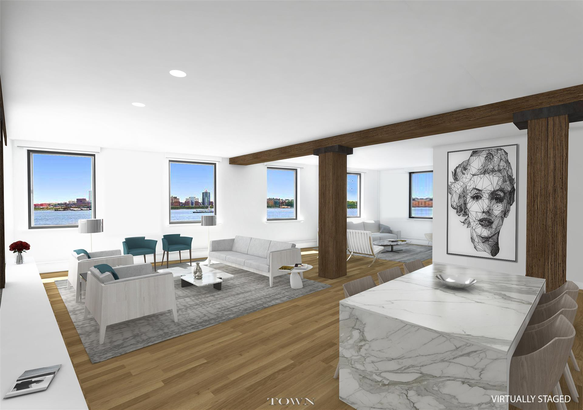 166 Bank St 6-B, New York, NY 10014