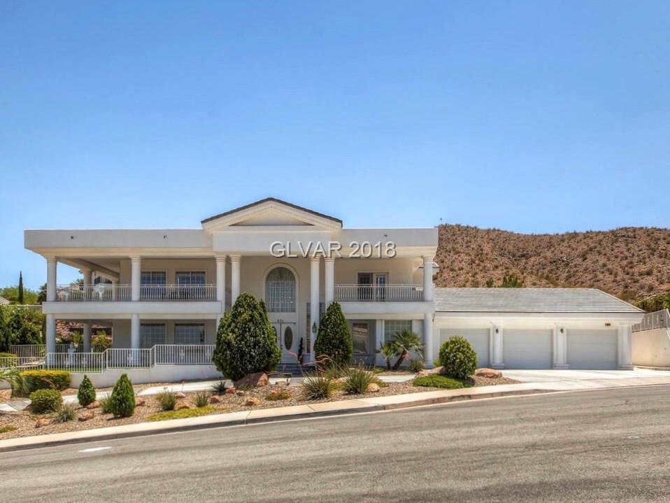 834 TEMPLE ROCK Court, Boulder City, NV 89005