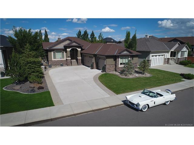 21 Canyoncrest Way W, Lethbridge, AB T1K 5C6