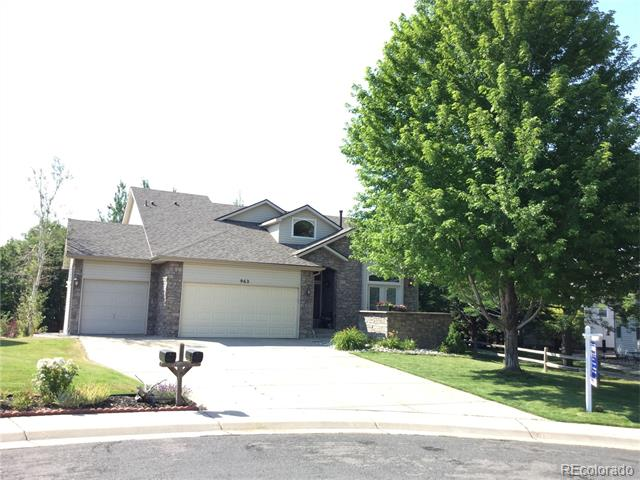 962 W 126th Place, Westminster, CO 80234