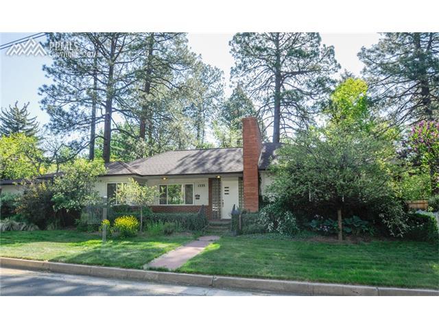 1333 Culebra Avenue, Colorado Springs, CO 80903