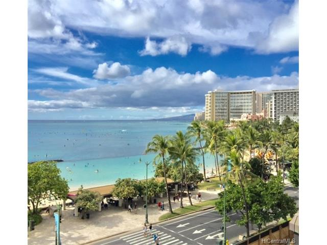 2500 Kalakaua Avenue 602, Honolulu, HI 96815