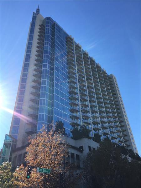 860 Peachtree Street 1605, Atlanta, GA 30308