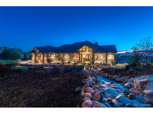 9911 Sara Gulch Circle, Parker, CO 80138