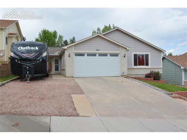 426 Kearney Avenue, Colorado Springs, CO 80906