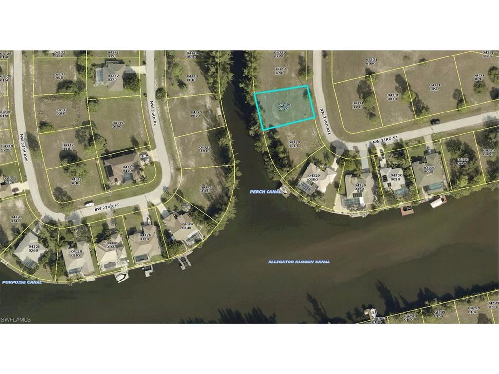 2306 NW 33rd AVE, CAPE CORAL, FL 33993