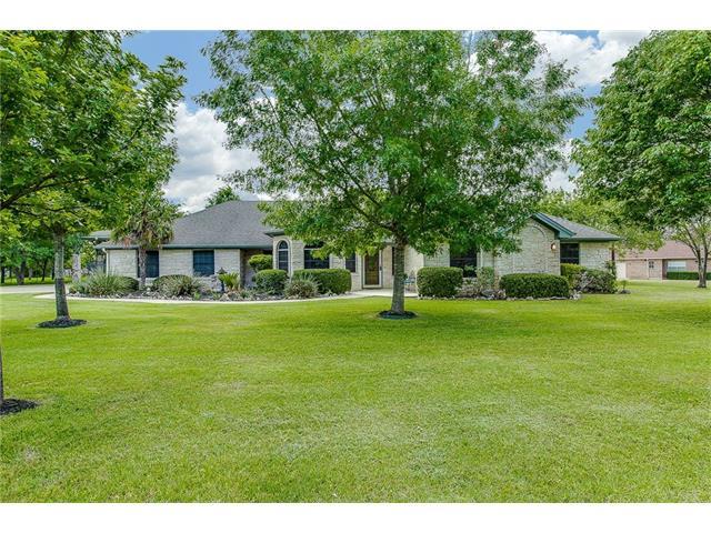 414 Allen Cir, Georgetown, TX 78633