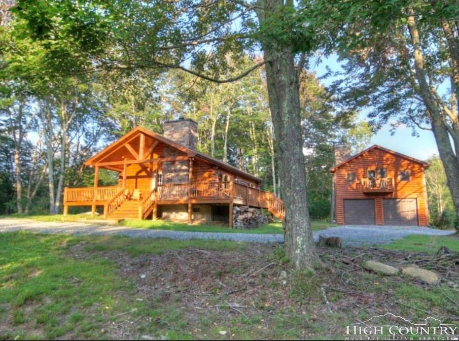 1291 Buckeye Ridge Road, Beech Mountain, NC 28604