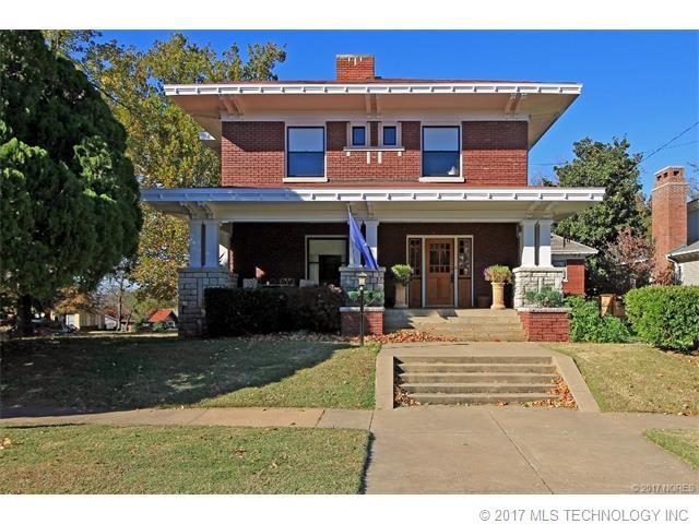 1824 S Detroit Avenue, Tulsa, OK 74120