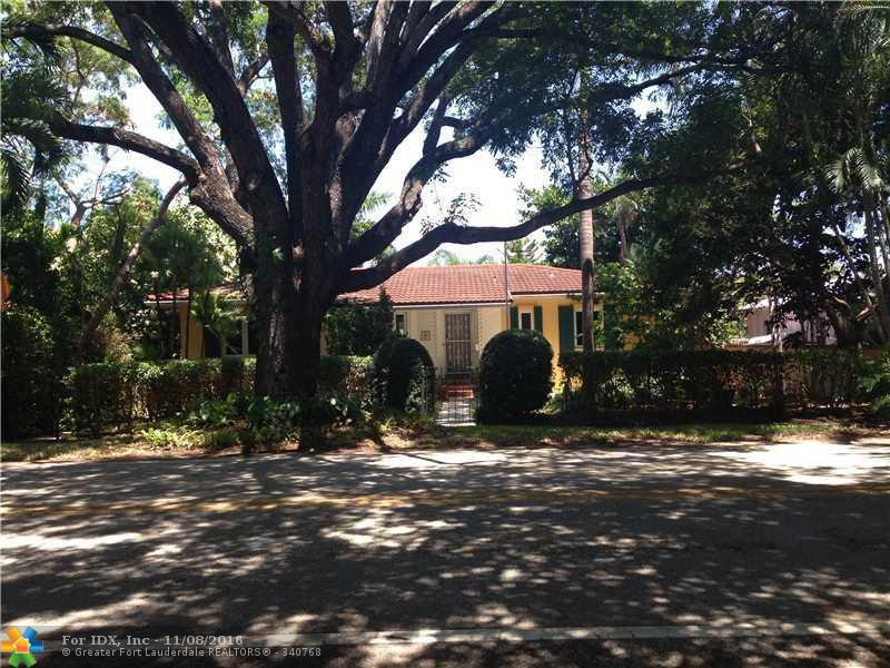 528 N VICTORIA PARK RD, Fort Lauderdale, FL 33301