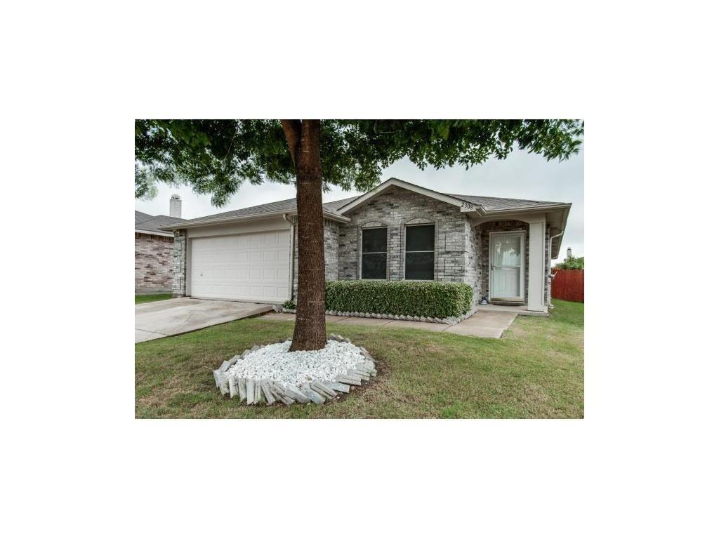 2308 White Oak Drive, Little Elm, TX 75068