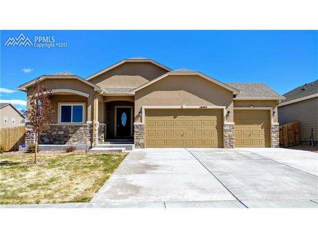 10402 Declaration Drive, Colorado Springs, CO 80925