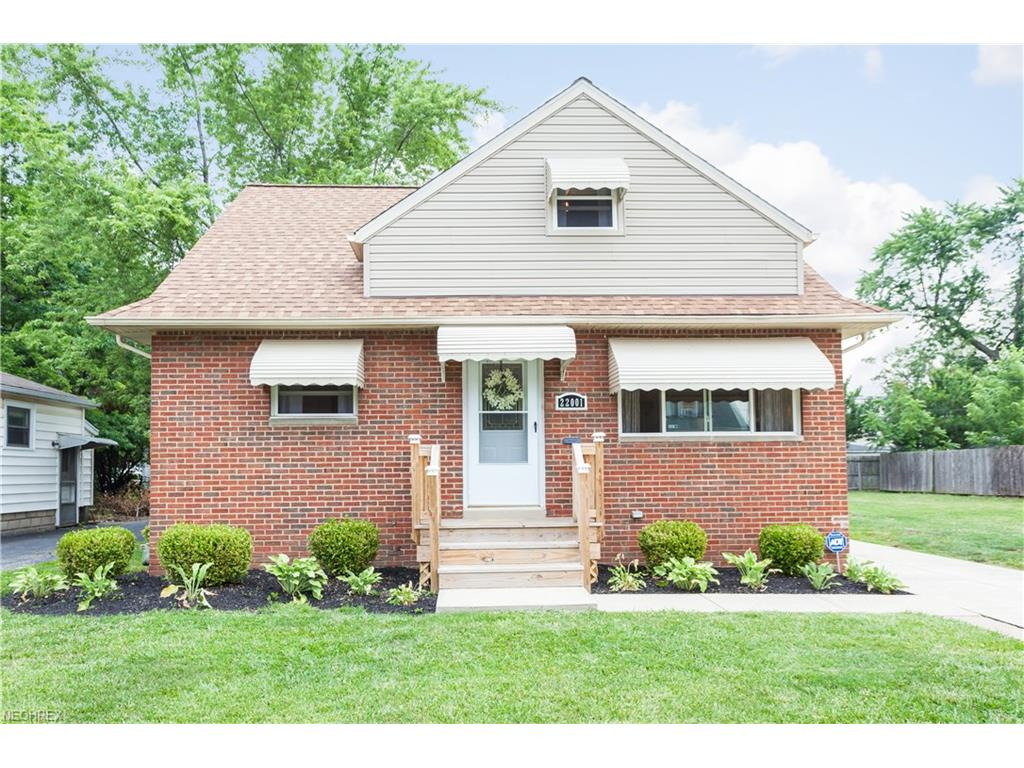 22001 Priday Ave, Euclid, OH 44123