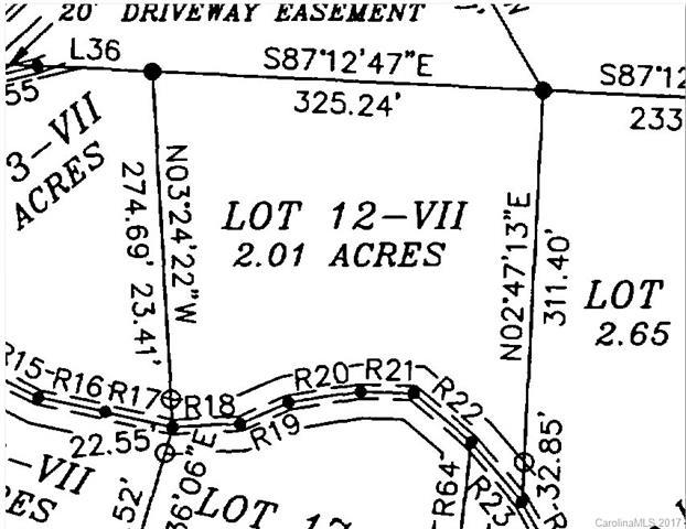 Lot 12 VII Wild Horse Drive, Nebo, NC 28761