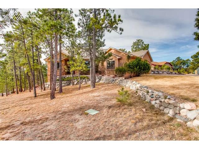 16151 Red Fox Lane, Colorado Springs, CO 80921