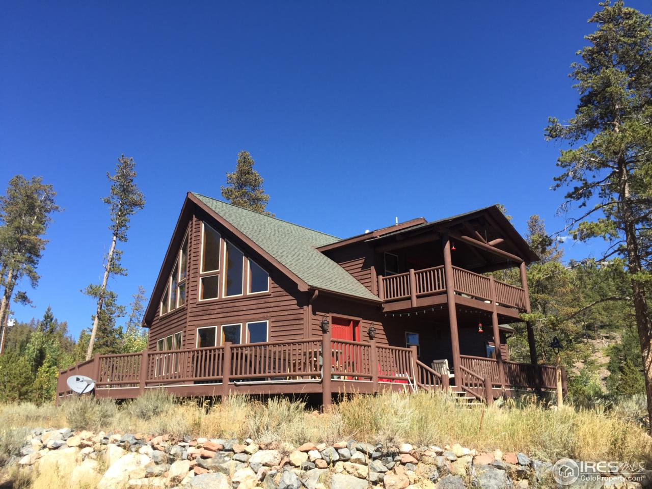 44 Miwok Ct, Red Feather Lakes, CO 80545