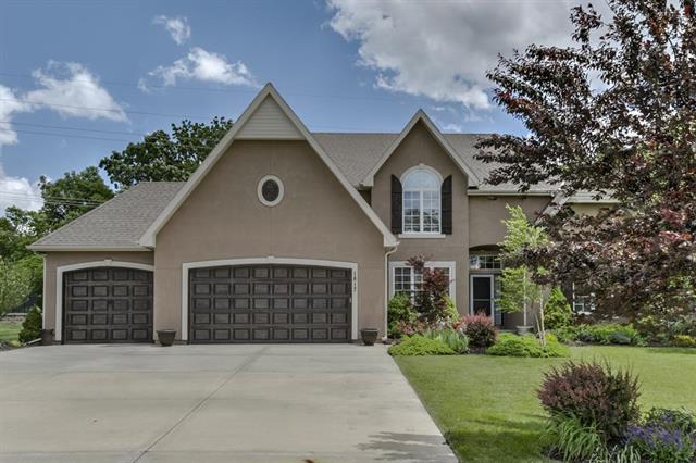 1817 Bur Oak Drive, Liberty, MO 64068