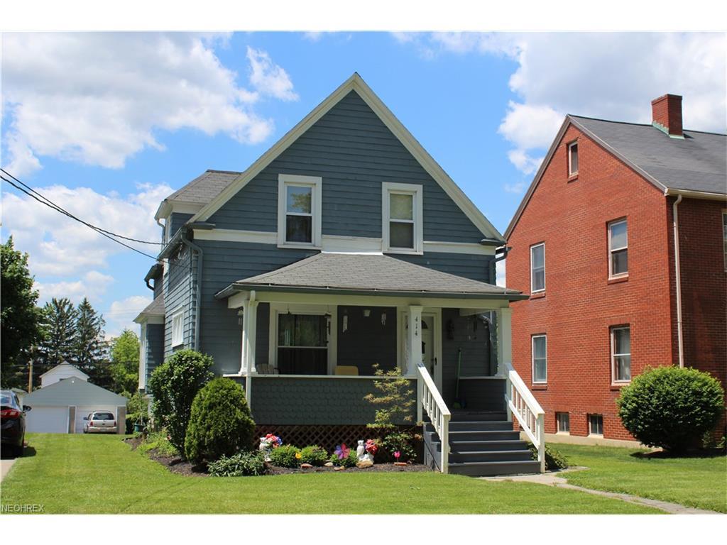 414 Washington Ave, Niles, OH 44446