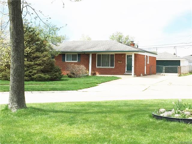 731 TANGLEWOOD DR, Madison Heights, MI 48071