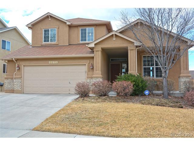6875 Amber Ridge Drive, Colorado Springs, CO 80922