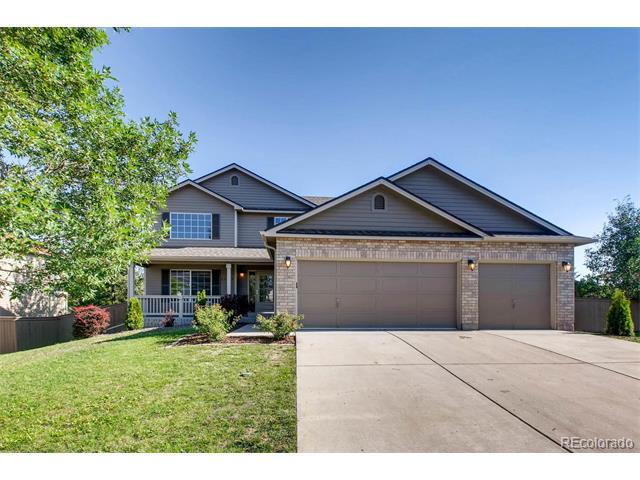 5947 Teaberry Avenue, Castle Rock, CO 80104