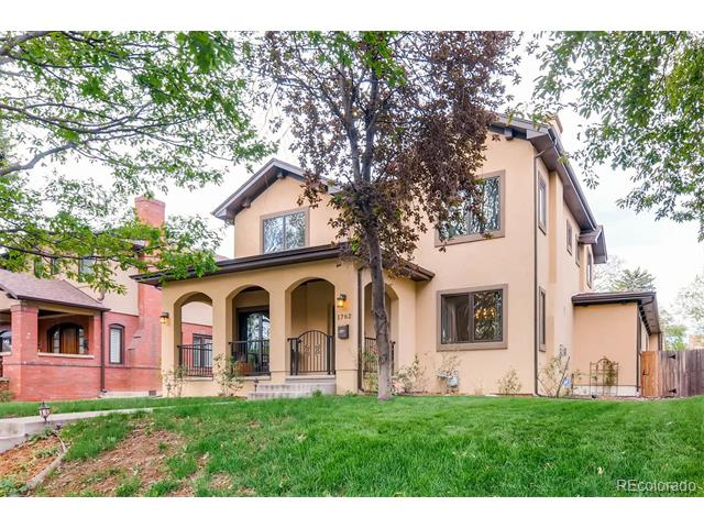 1762 Ivanhoe Street, Denver, CO 80220