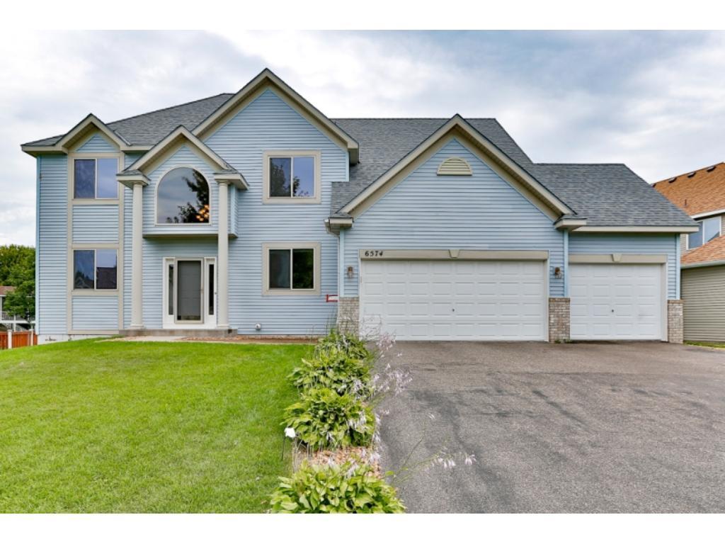 6574 Sioux Lane, Lino Lakes, MN 55014