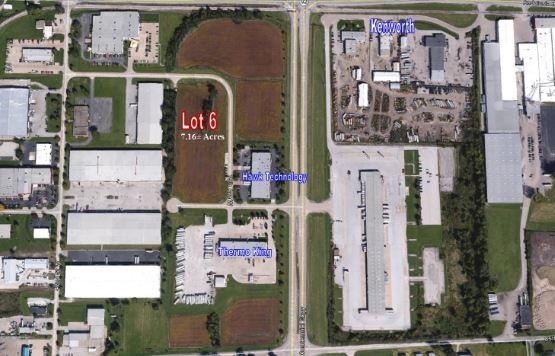 Lot 6 CENTENNIAL Expressway, Rock Island, IL 61201