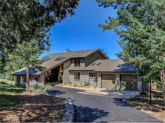 6105 S Pike Drive, Larkspur, CO 80118