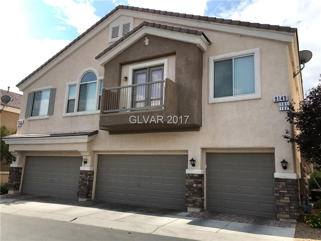9149 GOOSE LAKE Way 102, Las Vegas, NV 89149