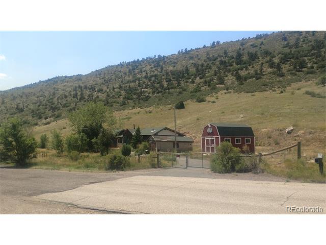 3725 Soda Lakes Road, Morrison, CO 80465