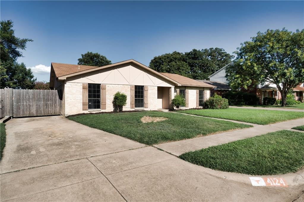 4124 Wimbledon Drive, Flower Mound, TX 75028