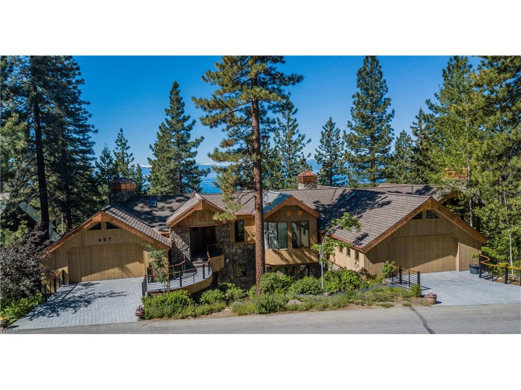 497 Skylake COURT, Incline Village, NV 89451