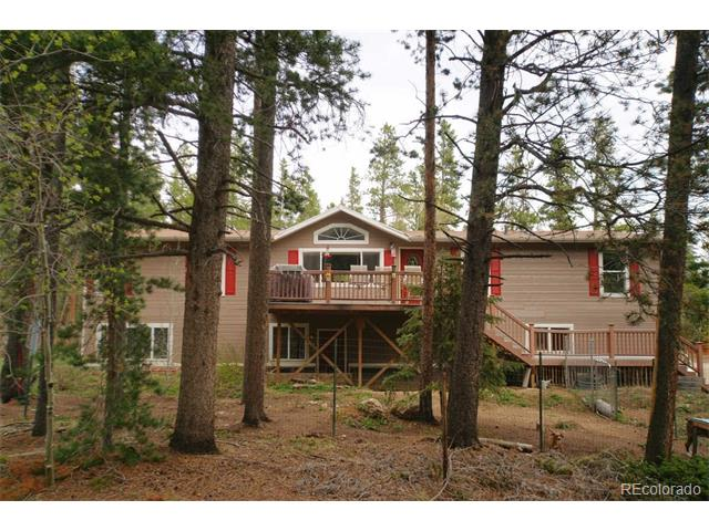 252 Severance Lodge Road, Black Hawk, CO 80422