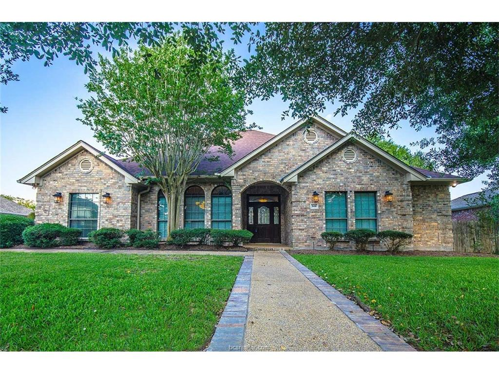 906 Winged Foot Drive, College Station, TX 77845