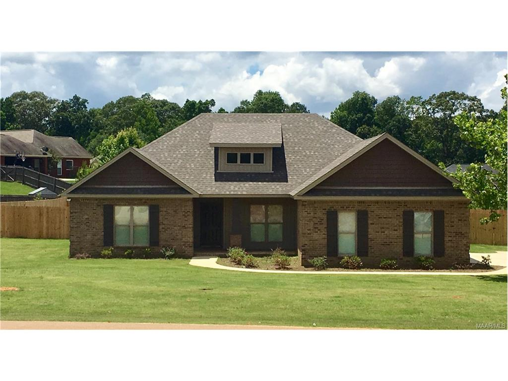 1009 Ridge Point Drive, Deatsville, AL 36022