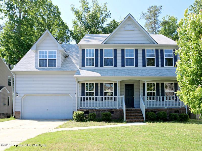 5297 Rockingham Drive, Williamsburg, VA 23188