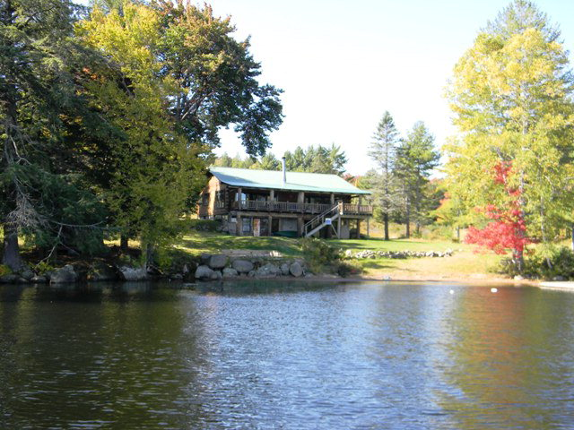 596 Antlers Road, Raquette Lake, NY 13436