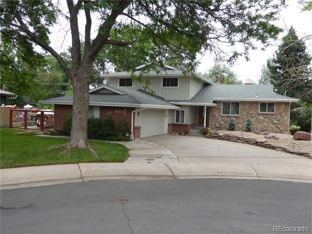 4654 W Tufts Circle, Denver, CO 80236