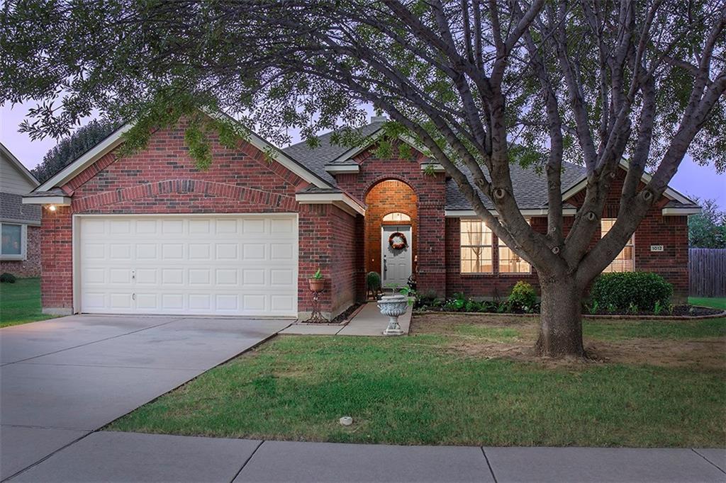 1012 Karen Street, Aubrey, TX 76227
