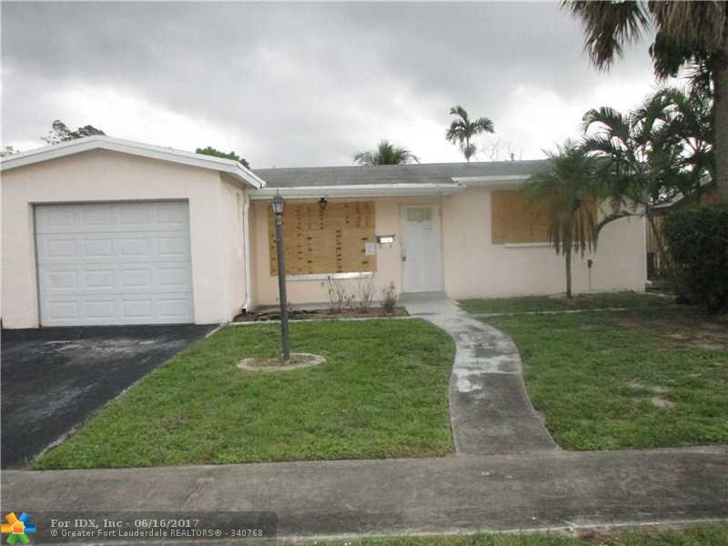 4741 NW 41st Place, Lauderdale Lakes, FL 33319