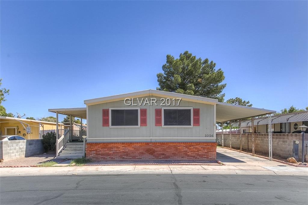 3356 BIG SUR Drive, Las Vegas, NV 89122
