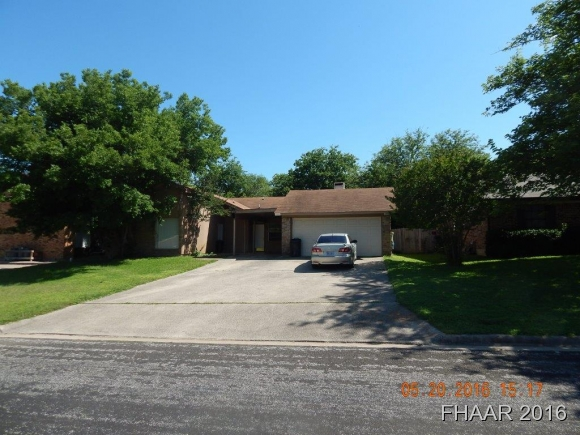 208 Mockingbird, Harker Heights, TX 76548